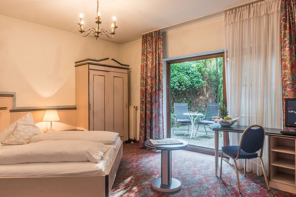 Гостиница «am Schlosspark», Исманинг