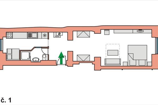 Apartmany U Divadla - фото 16
