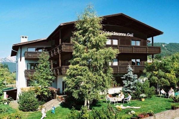 Appartements Landhaus Waidmannsheil - фото 23