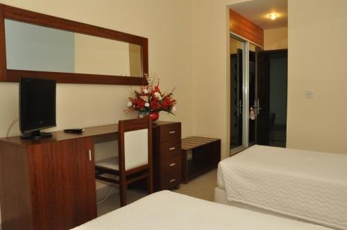 Hotel Horizonte Novo - фото 1