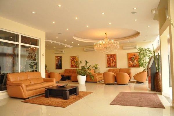 Hotel Horizonte Novo - фото 5