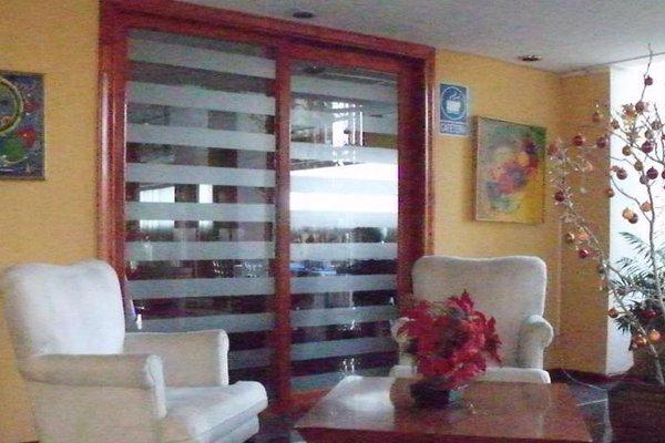 Hotel Gracia Zacatecas - фото 10