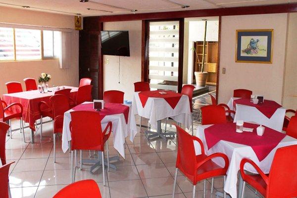 Hotel Gracia Zacatecas - фото 14