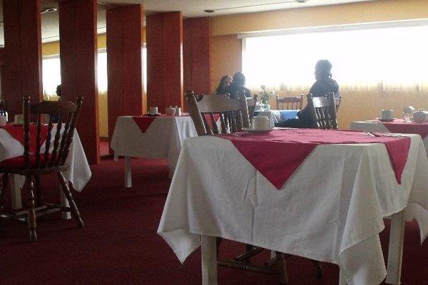 Hotel Gracia Zacatecas - фото 15