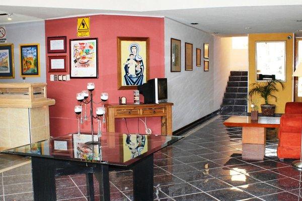 Hotel Gracia Zacatecas - фото 17