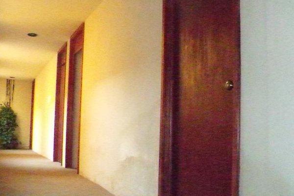 Hotel Gracia Zacatecas - фото 19