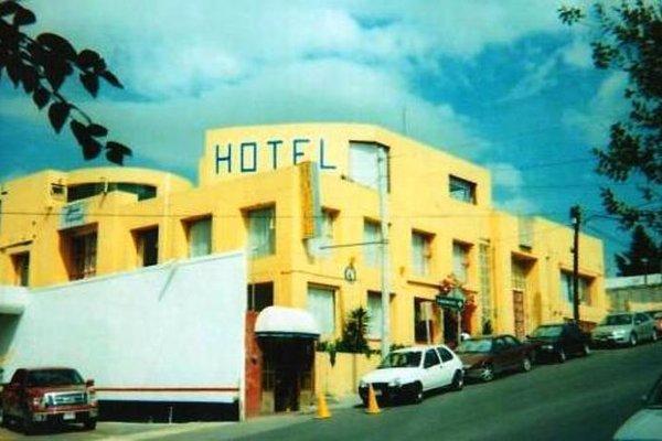 Hotel Gracia Zacatecas - фото 23