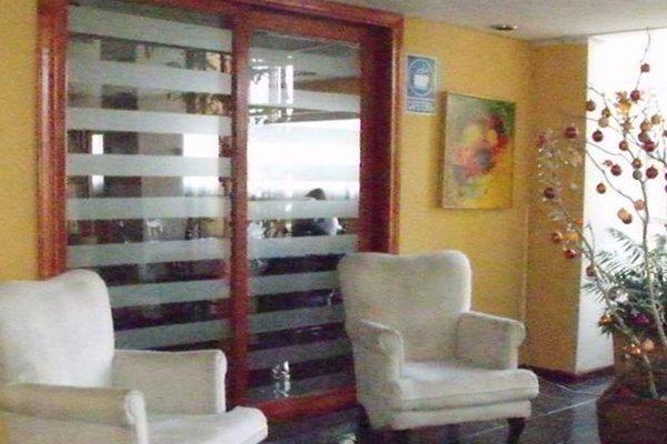 Hotel Gracia Zacatecas - фото 9
