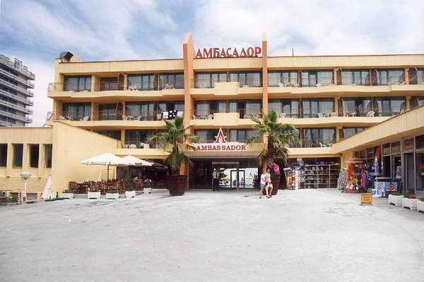 AMBASSADOR HOTEL - фото 23
