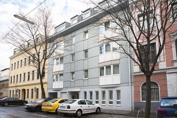 Apartmenthotel Residenz Donaucity - фото 18