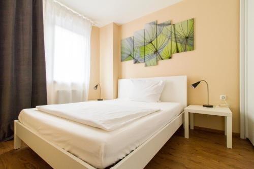 Apartmenthotel Residenz Donaucity - фото 1