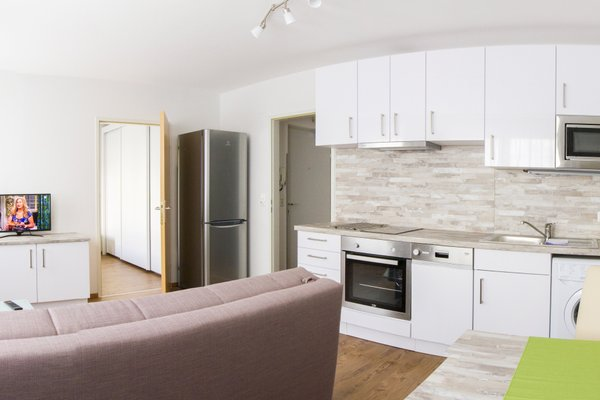 Apartmenthotel Residenz Donaucity - фото 10