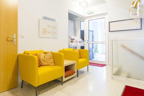 Apartmenthotel Residenz Donaucity - фото 5