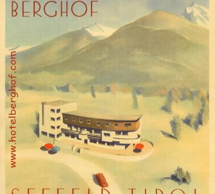 Hotel Berghof - фото 7