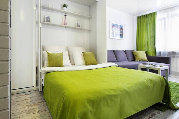 PaulMarie Apartments on Masherova 11 - фото 1