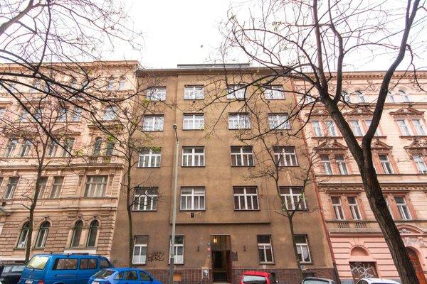 Manesova Astra Apartment - фото 9