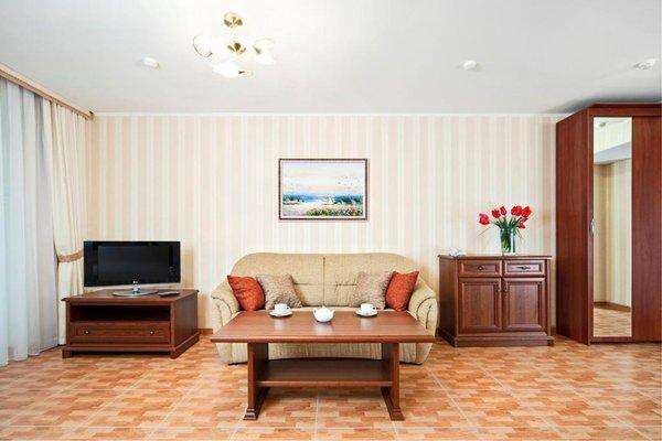 Отель Платан южный - фото 7
