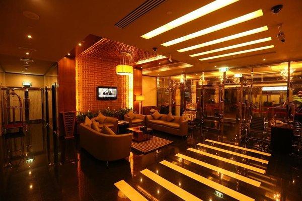 Dunes Hotel Apartments Oud Metha - фото 16