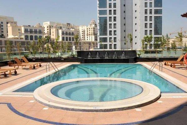 Dunes Hotel Apartments Oud Metha - фото 18