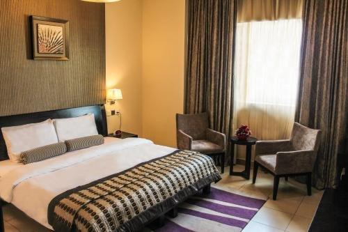 Dunes Hotel Apartments Oud Metha - фото 2