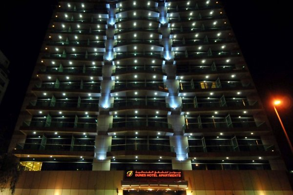 Dunes Hotel Apartments Oud Metha - фото 23