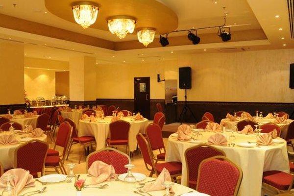 Dunes Hotel Apartments Oud Metha - фото 8
