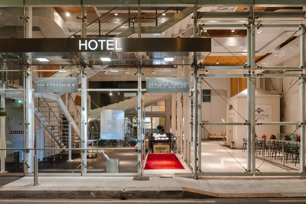 Hotel Magna Pars - Small Luxury Hotels of the World - фото 18