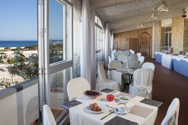 Hotel Tirreno - фото 10