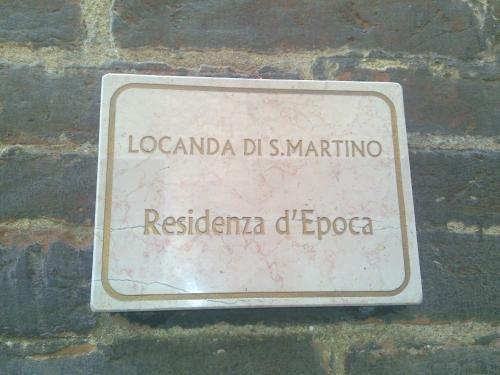 Residenza D'Epoca Locanda Di San Martino - фото 20