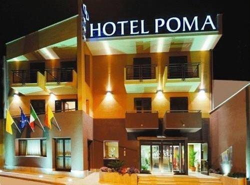 Гостиница «Poma», Кустоначи