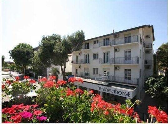 Hotel Felsinea - фото 17