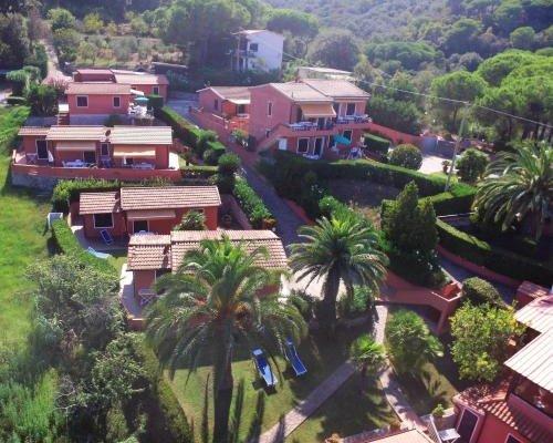 Residence Villa Franca - фото 18