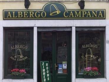 Albergo Alla Campana - фото 15