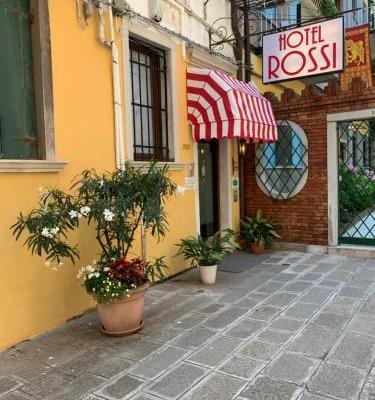 Hotel Rossi - фото 20