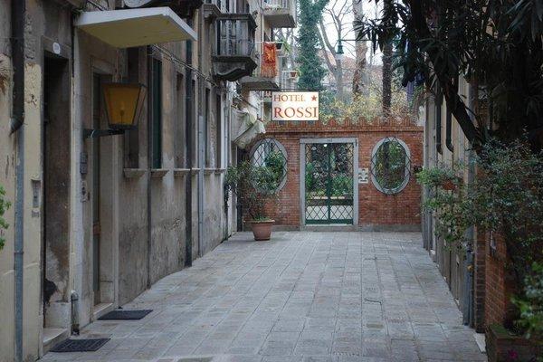 Hotel Rossi - фото 22