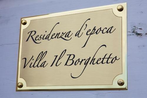 Villa il Borghetto - фото 7