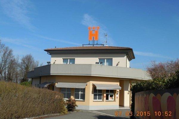 Hotel Motel Fiore - фото 22
