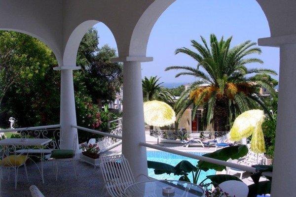 Гостиница «Ischia Casa Della Vela», Казамиччола Терме