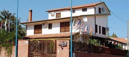 Гостиница «La Vecchia Quercia», Педара