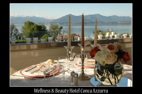 Conca Azzurra Wellness & Beauty Hotel - фото 10