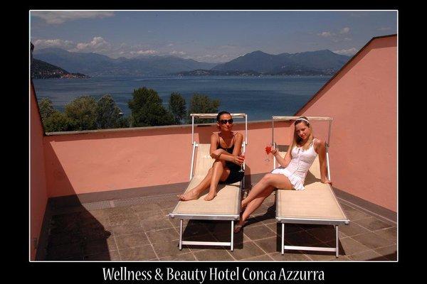 Conca Azzurra Wellness & Beauty Hotel - фото 14