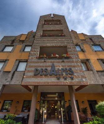 Hotel Des Alpes - фото 23