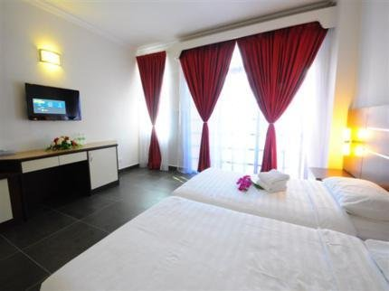 Гостиница «Bella Vista Express», Кампунг-Паданг-Масират