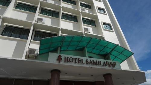 Гостиница «Samila», Алор-Сетар