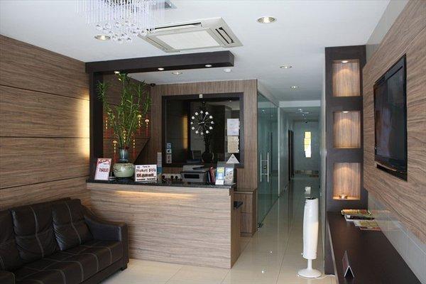 Dynasty Inn - Wakaf Che Yeh - фото 9