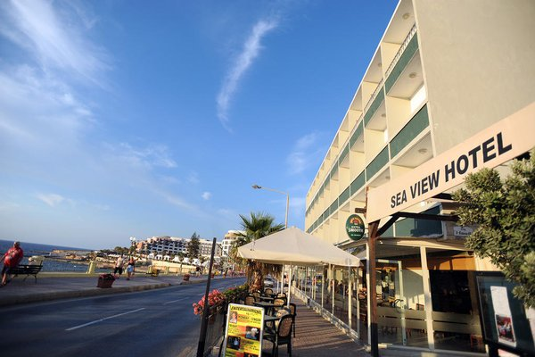 Sea View Hotel - фото 23