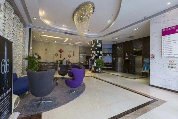 Calvin Hotel Guangzhou Huadu - фото