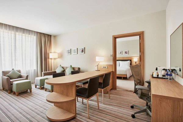 Hilton Garden Inn Dubai Mall Of The Emirates - фото 3