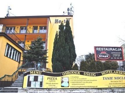 Osrodek Uslug Hotelarskich Kinga - фото 22