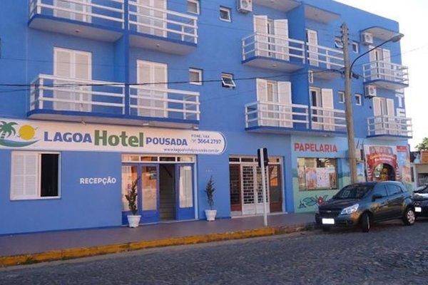 Lagoa Hotel Pousada - фото 1